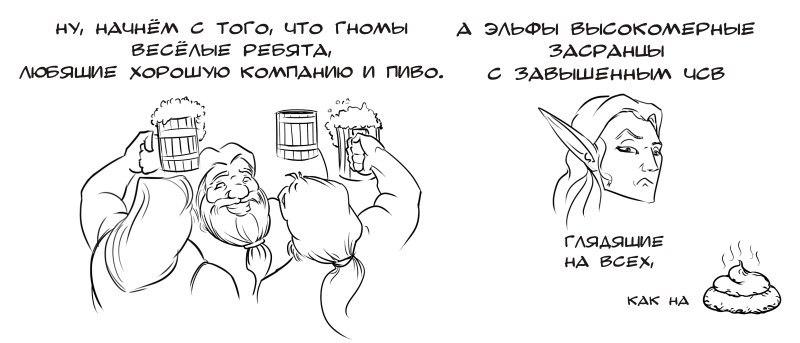 Анекдот Про Гнома