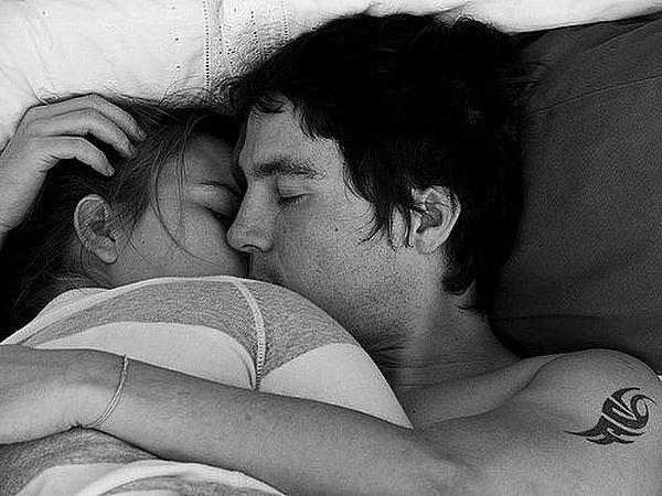 Спать любовь хочу