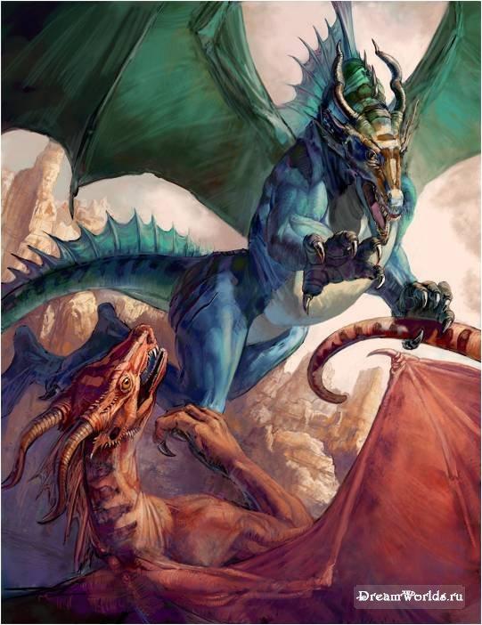 Картинки как победить дракона