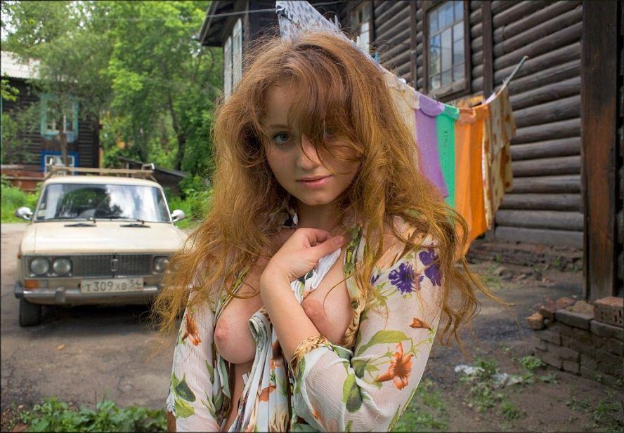 Русская простушка любительское #13