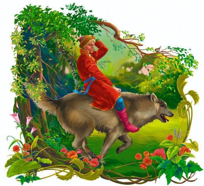Иван царевич и серый волк сказка в картинках, анимация картинки русском