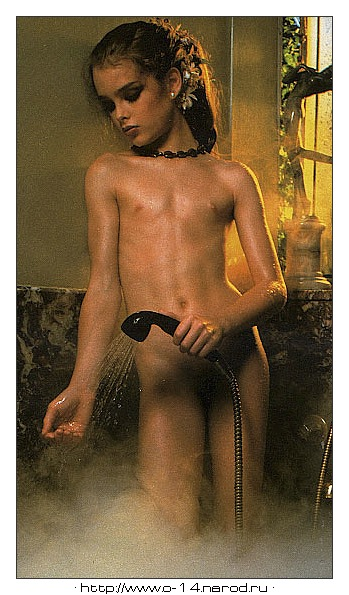 Brooke shields young and naked 9