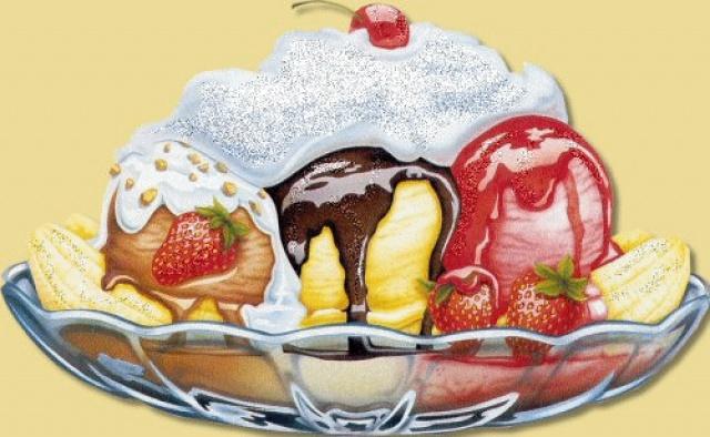 Поздравления картинках, открытки с днем мороженое