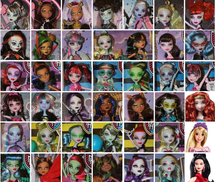 доводилось монстр хай куклы картинки с именами на русском тут уже зависит
