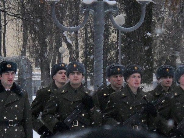 дзержинский полк в балашихе фото с присяги