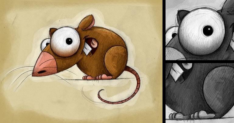 Надписью, крыса смешная картинка нарисованная