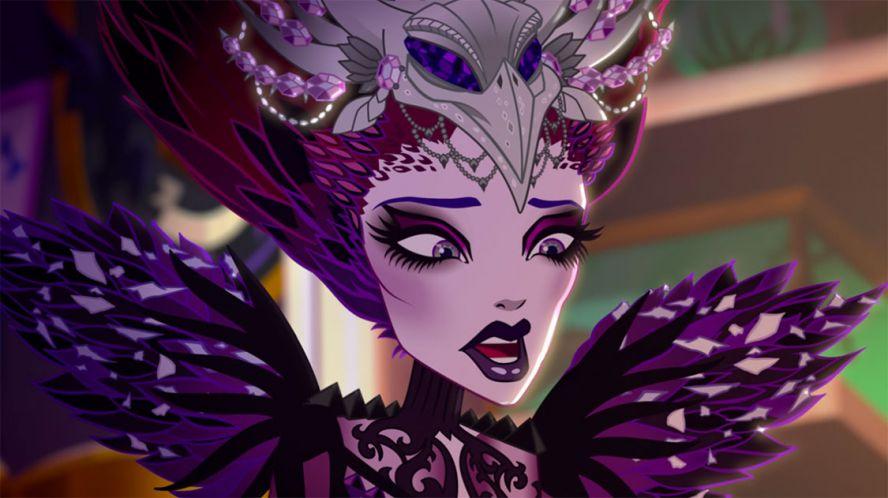 Картинки рейвен злая королева