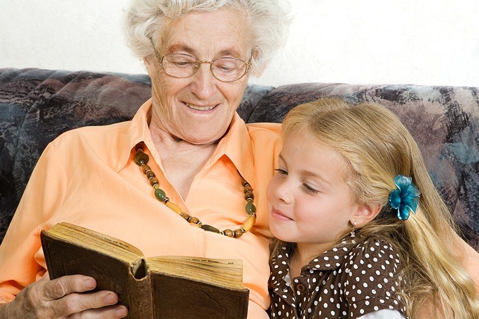 Картинки с внуками и внучками, днем рождения