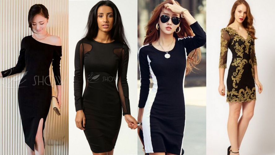 57f3bd30ab8 Маленькое черное платье    Мода и стиль     дневники  асоциальная сеть