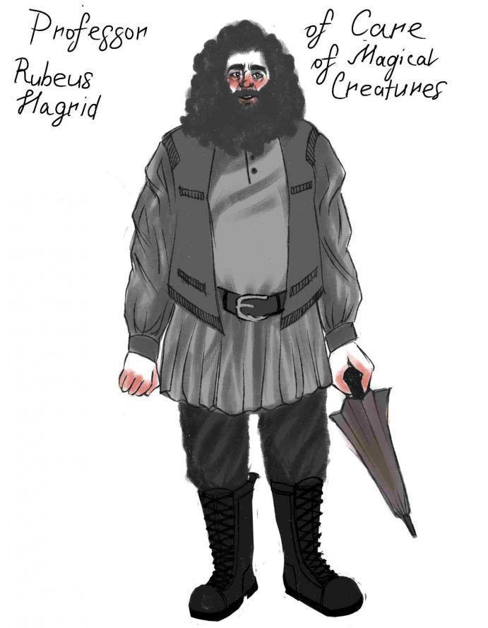 Hagrid Smut