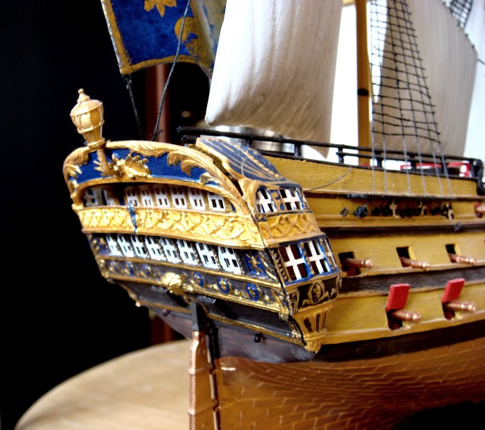 Корабль глория моделист фото