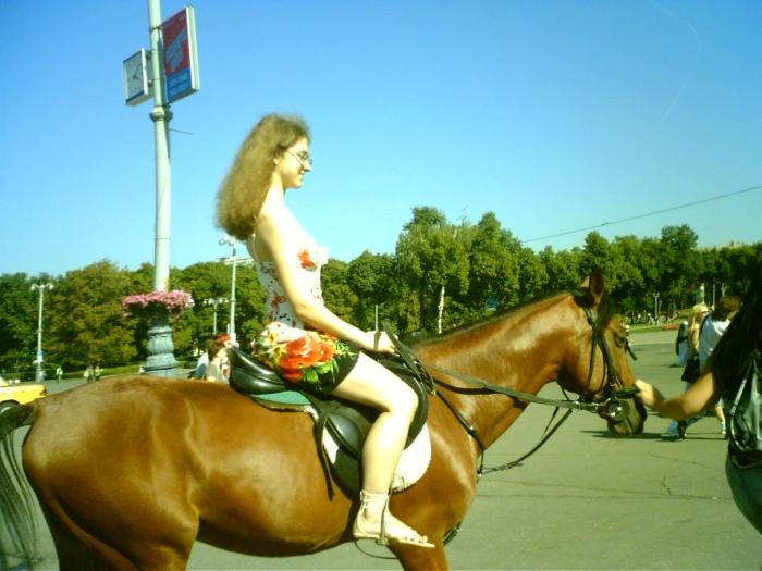 александра бортич фото на коне сенсор настолько