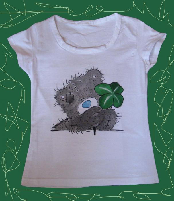 когда-то мишки тедди картинки на футболках поделитесь своей