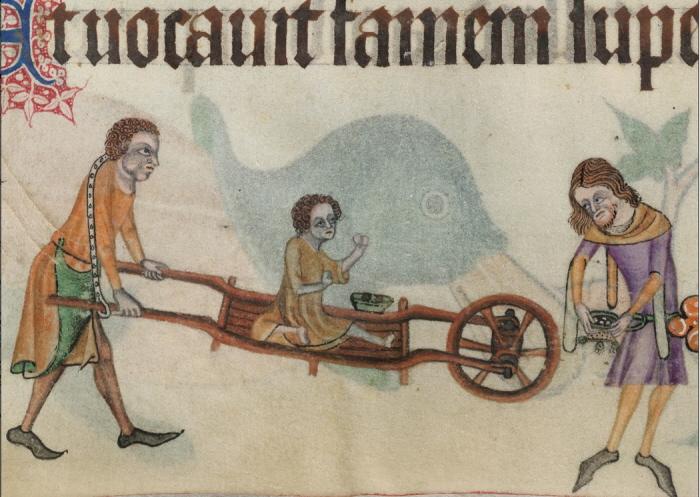 Инвалидность в Средние века - историография