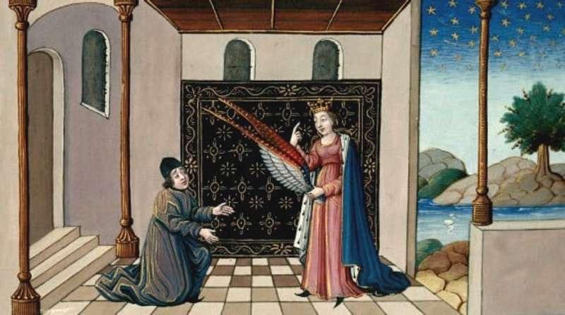 О Средневековье и женской душе