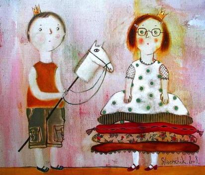Картинки по запросу принцесса и принц на белом коне
