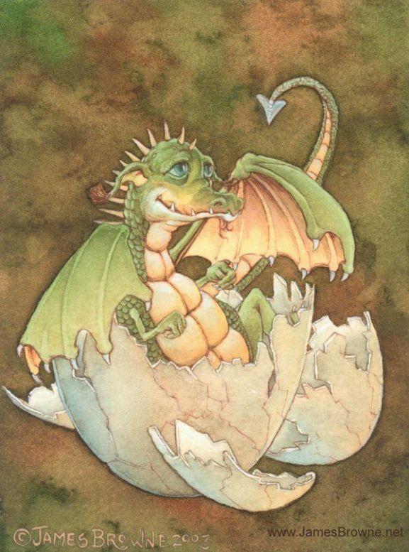 день рождения дракона здесь
